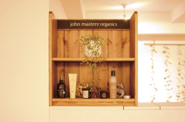 【john masters organics ジョン マスター オ‐ガニック】お取扱い始めました。